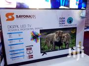 """New 43"""" Sayonnaps Flat Screen TV   TV & DVD Equipment for sale in Central Region, Kampala"""