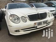 Mercedes-Benz E320 2004 White | Cars for sale in Central Region, Kampala