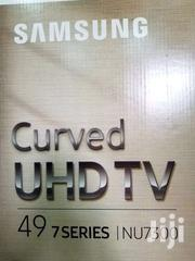 New 49inches Curved UHD Samsung TV   TV & DVD Equipment for sale in Central Region, Kampala