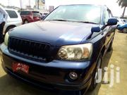 Toyota Kluger 2005 Blue | Cars for sale in Central Region, Kampala