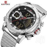 Stainless Steel Naviforce For Men | Watches for sale in Central Region, Kampala