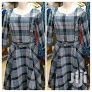 Checked Heavy Cotton Dress | Clothing for sale in Central Region, Kampala