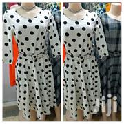 Dotted Heavy Cotton Dress | Clothing for sale in Central Region, Kampala