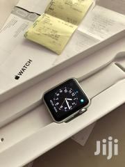 New Apple Watch Series 5 4G + Wifi Black Sports Original | Smart Watches & Trackers for sale in Central Region, Kampala