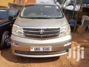 Toyota Alphard 2004 Gold | Buses & Microbuses for sale in Central Region, Kampala