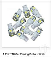 Parking Bulbs White White Pair | Vehicle Parts & Accessories for sale in Central Region, Kampala