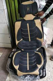 Seatcover Cream & Black | Vehicle Parts & Accessories for sale in Central Region, Kampala
