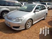 New Toyota Allex 2007 Silver | Cars for sale in Central Region, Kampala