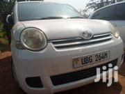 New Toyota Sienta 2007 White | Cars for sale in Central Region, Kampala