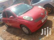 Nissan March 2011 Red | Cars for sale in Central Region, Kampala