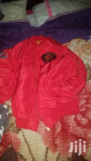 Red Bomber Jacket   Clothing for sale in Central Region, Kampala