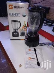Sayonapps Brand New 2L Blenders With Grinder. 2 in 1 | Kitchen Appliances for sale in Central Region, Kampala