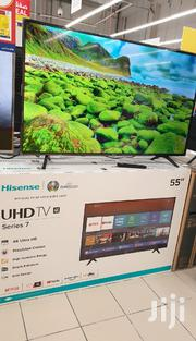 Brand New Hisense 4K Uhd Tv 55 Inches | TV & DVD Equipment for sale in Central Region, Kampala