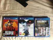 3 In 1 PS4 Games | Video Games for sale in Central Region, Kampala