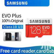 Original Samsung Evo Plus Memory Card 128gb Korea Made >Free SD USB | Accessories for Mobile Phones & Tablets for sale in Central Region, Kampala