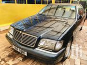 Mercedes-Benz S Class 1998 Blue   Cars for sale in Central Region, Kampala