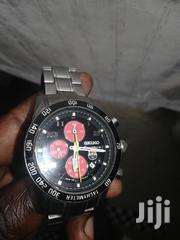 Original Seiko Sportura Barcelona Chronograph Fully Functional | Watches for sale in Central Region, Kampala