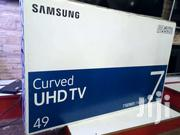 49' Samsung Smart Curved  UHD TV | TV & DVD Equipment for sale in Central Region, Kampala