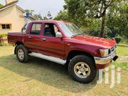 Toyota Hilux 1993 Red | Cars for sale in Central Region, Masaka