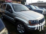 Jeep Grand Cherokee 2004 Limited 4.0 4x4 Silver | Cars for sale in Central Region, Kampala