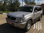 Toyota Land Cruiser 2005 100 4.7 V8 Executive Silver   Cars for sale in Central Region, Kampala