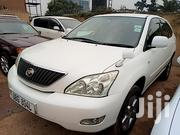 Toyota Harrier 2006 White | Cars for sale in Central Region, Kampala