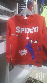 Spiderman Sweater Shirts | Children's Clothing for sale in Central Region, Kampala