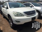 Toyota Harrier 2008 White | Cars for sale in Central Region, Kampala