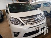 New Toyota Alphard 2012 White | Cars for sale in Central Region, Kampala