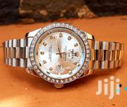Rolex With Stones Pristine Condition | Watches for sale in Central Region, Kampala