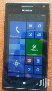 Huawei Ascend W1 4 GB Black | Mobile Phones for sale in Western Region, Kabale