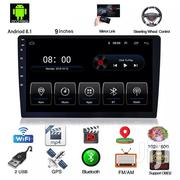 9 Inches Universal Android Navigation Car Radio Player | Vehicle Parts & Accessories for sale in Central Region, Kampala