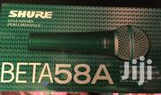 Wired Shure Microphones   Audio & Music Equipment for sale in Central Region, Kampala