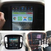 Customized Tesla Radio For Land Cruisers | Vehicle Parts & Accessories for sale in Central Region, Kampala