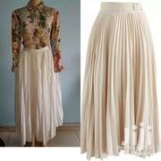 Pleated Mid Length Skirt | Clothing for sale in Central Region, Kampala