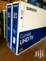 New Samsung Curved Uhd 4k Tv 55 Inches | TV & DVD Equipment for sale in Central Region, Kampala