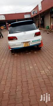 Toyota Starlet 2001 White | Cars for sale in Central Region, Kampala