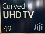 49' Curved UHD TV Samsung New | TV & DVD Equipment for sale in Central Region, Kampala