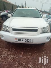 Toyota Kluger 2000 White | Cars for sale in Central Region, Kampala