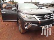 Toyota Fortuner 2018 Gray | Cars for sale in Central Region, Kampala