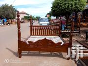 Mahogany Bed | Furniture for sale in Central Region, Kampala