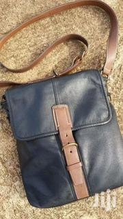 Leather Cross Bag Mid Size | Clothing for sale in Central Region, Kampala