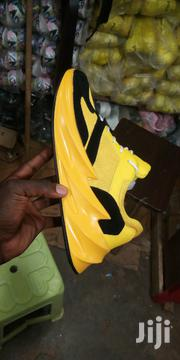 Adidas Yellow Shark Shoes   Shoes for sale in Central Region, Kampala