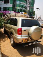 Toyota RAV4 2001 Gold | Cars for sale in Central Region, Kampala