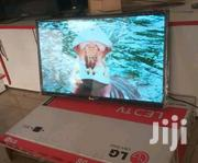 Brand New LG Led Flat Screen Tv 32 Inches | TV & DVD Equipment for sale in Central Region, Kampala