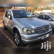 Mercedes-Benz M Class 2002 Silver | Cars for sale in Central Region, Kampala
