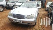 Mercedes-Benz C180 2002 Silver | Cars for sale in Central Region, Kampala
