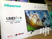 Hisense 55' Smart 4k Brand New | TV & DVD Equipment for sale in Central Region, Kampala