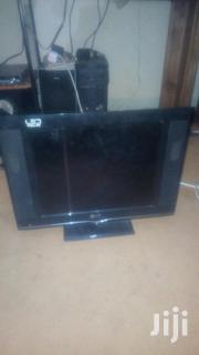 LG Flat Screen Tv 22 Inches With Inbuilt Decorder | TV & DVD Equipment for sale in Central Region, Kampala