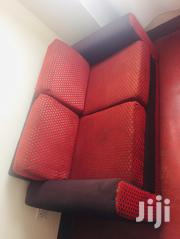 Two Sitter Chair Used But Still In Good Condition | Furniture for sale in Central Region, Kampala